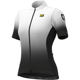 Alé Cycling PRS Dots Kurzarm Trikot Damen black/white